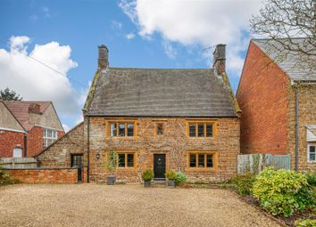 Thumbnail 3 bed detached house for sale in Woodford Halse, Daventry