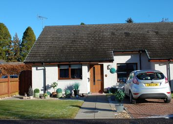 Thumbnail 2 bed bungalow for sale in Rosemount Cottages, Golf Course Road, Blairgowrie