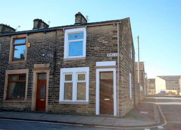 Thumbnail 2 bed end terrace house for sale in Nora Street, Barrowford, Lancashire