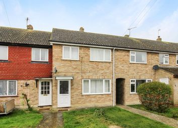 Thumbnail 3 bed terraced house for sale in Manor Crescent, Stanford In The Vale, Oxfordshire