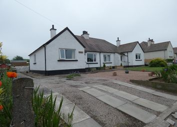 Thumbnail 3 bed semi-detached bungalow for sale in 4 County Houses, Dyke, Nr Forres, Moray