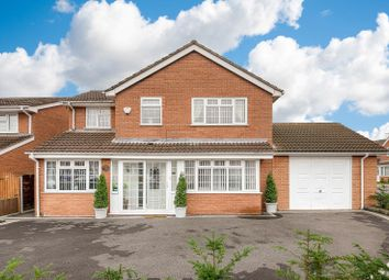 Thumbnail 4 bed detached house for sale in Atherstone, Warwickshire