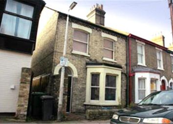 Thumbnail 5 bed end terrace house to rent in Abbey Road, Cambridge