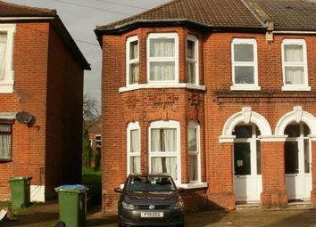 Thumbnail 7 bed semi-detached house to rent in Alma Road, Portswood, Southampton