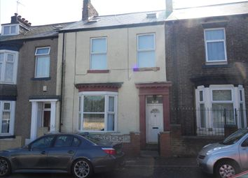 Thumbnail 6 bed terraced house to rent in Egerton Street, Sunderland