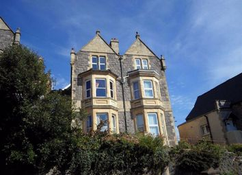 Thumbnail 1 bed flat to rent in Highbury Parade, Highbury Road, Weston-Super-Mare