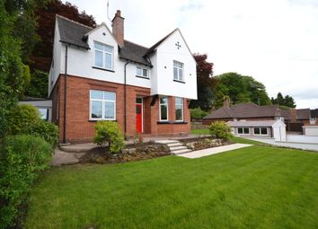 Thumbnail 5 bed detached house for sale in Clayton Road, Clayton, Newcastle-Under-Lyme