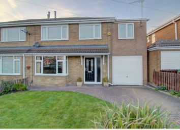 Thumbnail 4 bed semi-detached house for sale in Keren Grove, Wrenthorpe, Wakefield