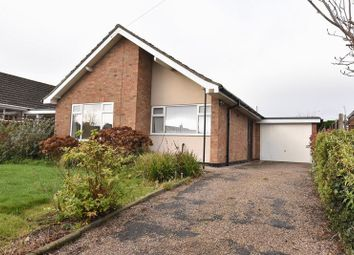 Thumbnail 2 bed detached bungalow for sale in Charles Avenue, Louth