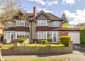 Thumbnail 3 bed semi-detached house for sale in Littleheath Road, South Croydon