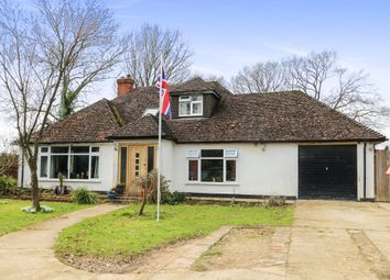 Thumbnail 4 bed bungalow for sale in Vicarage Hill, Loxwood, Billingshurst