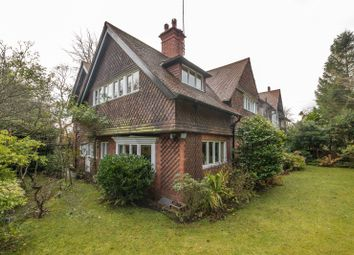 Thumbnail 4 bed detached house for sale in Allerton Road, Calderstones, Liverpool