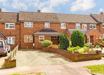 Thumbnail 2 bed terraced house for sale in Cavan Drive, St Albans, Hertfordshire