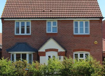Thumbnail 4 bed detached house for sale in Springbank Drive, Bourne