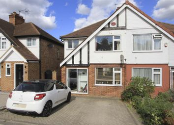 Thumbnail 3 bed semi-detached house for sale in Misbourne Road, Hillingdon