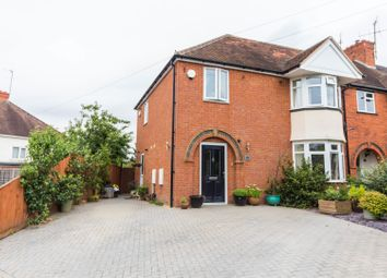Thumbnail 4 bed end terrace house for sale in Milton Road, Reading