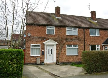 Thumbnail 3 bed semi-detached house for sale in Barkston Grove, York