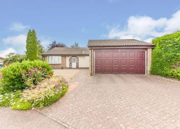 Thumbnail 3 bed detached bungalow for sale in Beaumont Gardens, Melton Mowbray