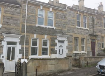 Thumbnail 3 bed terraced house to rent in Mayfield Road, Bath