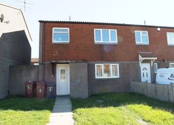 Thumbnail 3 bed end terrace house to rent in Farmers Close, Reading