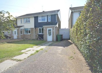 Thumbnail 3 bedroom semi-detached house for sale in Lodore Avenue, Hellesdon, Norwich