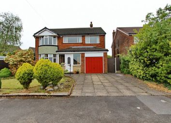 Thumbnail 4 bed detached house for sale in Thurston Close, Unsworth, Bury