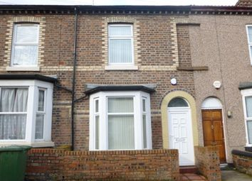 Thumbnail 2 bed terraced house to rent in Rodney Street, Tranmere, Birkenhead