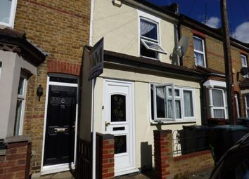 Thumbnail 2 bedroom terraced house to rent in Nelson Road, Northfleet, Gravesend