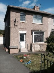 Thumbnail 3 bed semi-detached house to rent in Fagley Crescent, Bradford