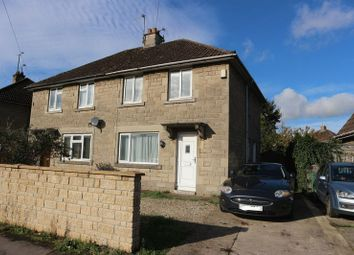 Thumbnail 3 bed semi-detached house for sale in Ashe Crescent, Chippenham