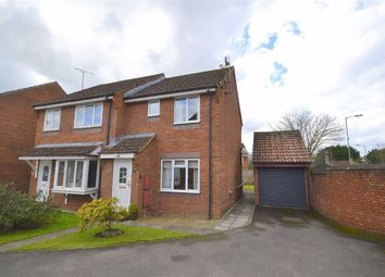 Thumbnail 2 bed property for sale in Le Marchant Close, Devizes, Wiltshire
