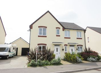 Thumbnail 3 bed semi-detached house for sale in Thorntree Lane, Branston, Burton On Trent