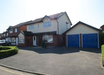 Thumbnail 4 bed detached house to rent in Gambier Parry Gardens, Gloucester