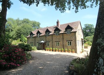 Thumbnail 5 bed detached house for sale in Chaffeymoor Hill, Bourton, Dorset