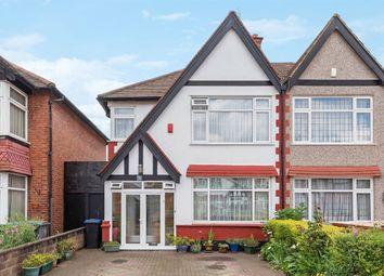 Thumbnail 3 bed semi-detached house for sale in Castleton Avenue, Wembley