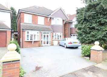 Thumbnail 5 bed detached house for sale in Eastbourne Avenue, Hodge Hill, Birmingham