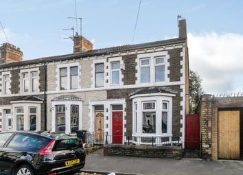 Thumbnail 2 bedroom terraced house for sale in Cameron Street, Cardiff