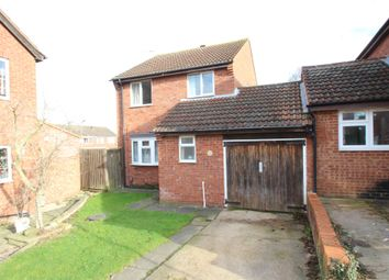 Thumbnail 4 bed link-detached house for sale in Sewell Close, Haydon Hill, Aylesbury