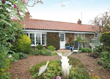 Thumbnail 1 bed semi-detached bungalow for sale in Main Street, Thorganby, York