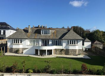 Thumbnail 4 bed detached house for sale in Tresahar Road, Falmouth, Cornwall