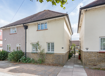 Thumbnail 3 bed semi-detached house for sale in Tivoli Road, West Norwood, London