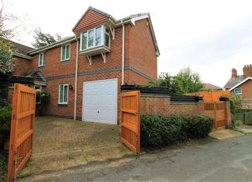 Thumbnail 4 bed detached house for sale in Crewe Road, Wheelock, Sandbach