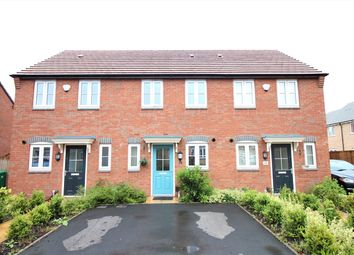 2 bed terraced house for sale in Sturmer Way, Nottingham NG8