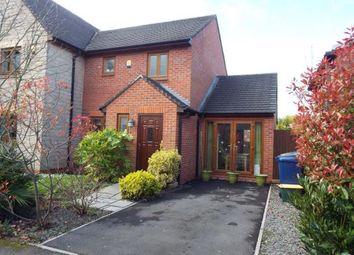 Thumbnail 2 bed end terrace house for sale in Abbotts Close, Walton-Le-Dale, Preston, Lancashire