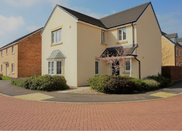 Thumbnail 4 bed detached house for sale in Parc Panteg, Pontypool