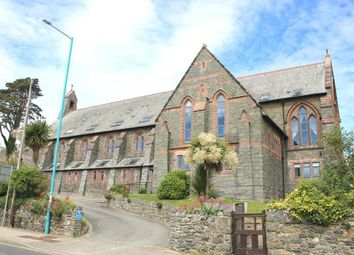 Thumbnail 1 bed flat for sale in Ty Criccieth, Porthmadog Road, Criccieth, Gwynedd