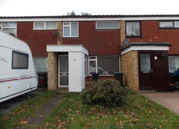 Thumbnail 3 bed terraced house to rent in Highview, Vigo, Gravesend