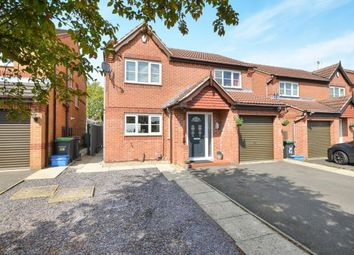 Thumbnail 4 bedroom detached house for sale in Crowtrees Drive, Sutton-In-Ashfield, Nottinghamshire