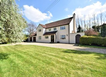 Thumbnail 5 bedroom detached house for sale in Southburgh, Thetford