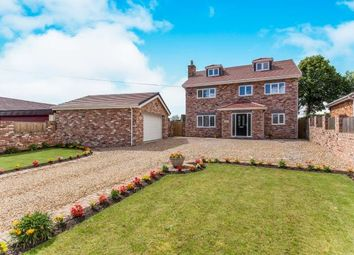 Thumbnail 5 bed detached house for sale in Holes Lane, Woolston, Warrington, Cheshire